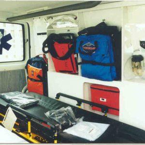 Førstehjelpsutstyr