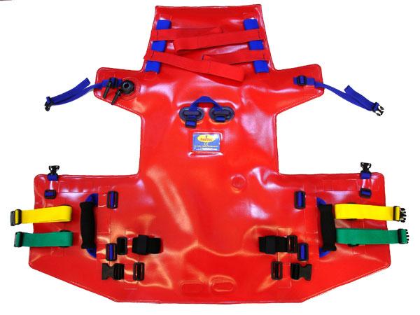 Ryggskinne KED vest
