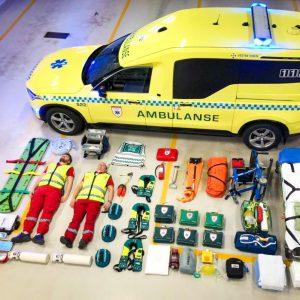 Ambulanseutstyr