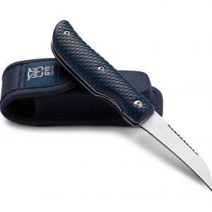 Kniv med Serratblad