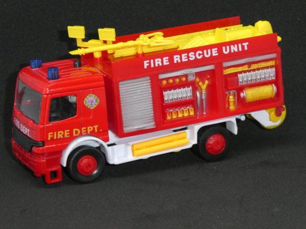 Brann,Redningsbil