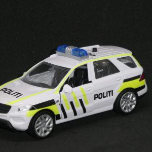 Politibil BMW